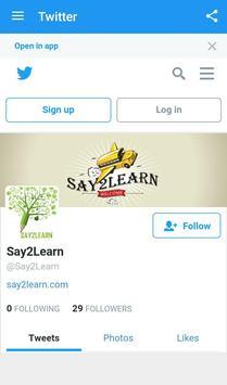 Say2Learn screenshot 6