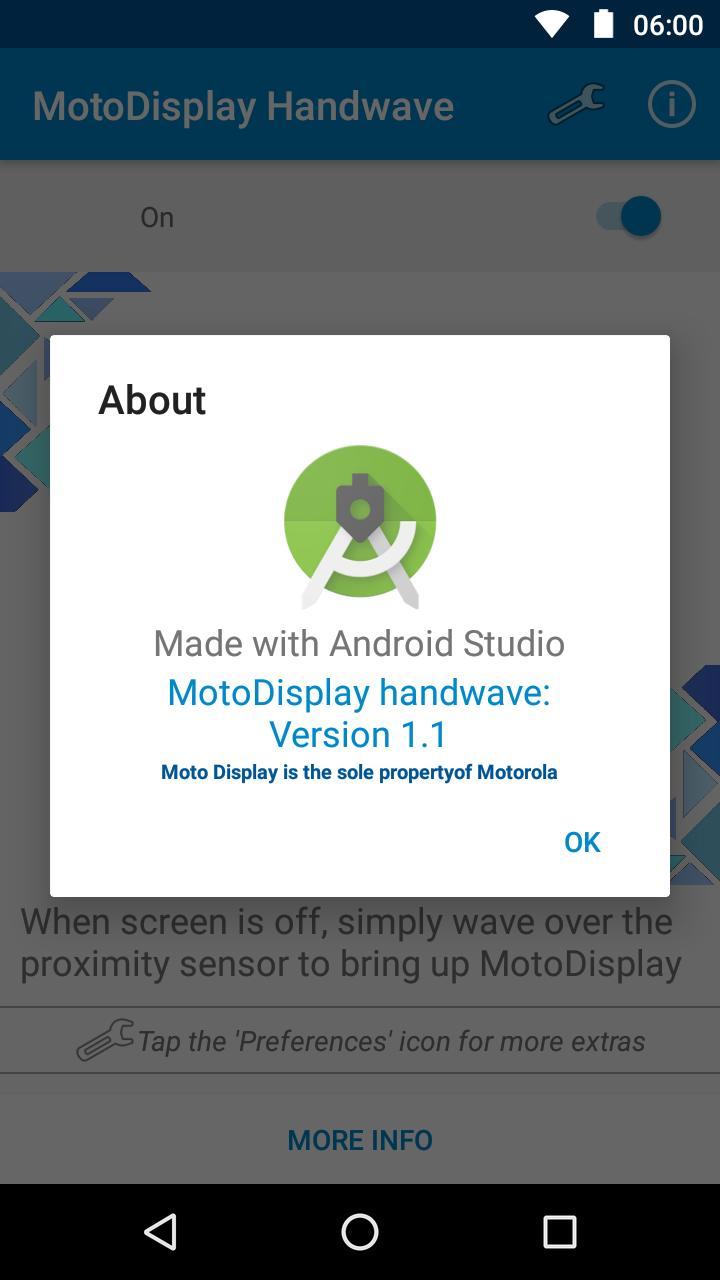 MotoDisplay Handwave for Android - APK Download