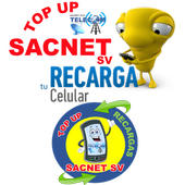 TopUp SACNET S.V icon
