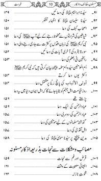 Masnoon Wazaif o Azkar Aur Sharhi Tarika e Ilaj screenshot 6