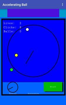 Accelerating Ball apk screenshot