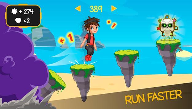 Super Zak Storm Dash screenshot 1