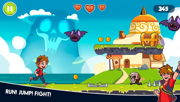 Run Zak Storm Dash screenshot 7