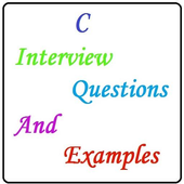 Interview Questions of C icon