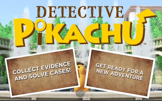 Guide For Detective Pikachu poster