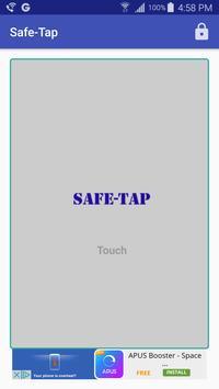 Safe-Tap poster