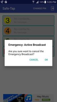 Safe-Tap screenshot 4