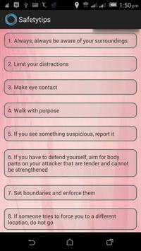Safetyline screenshot 3