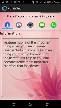 Safetyline screenshot 4