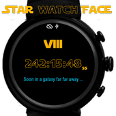 Star Watch Face 8 CountDown icon
