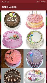 Birthday Cakes Designs- Round cakes screenshot 3
