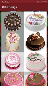 Birthday Cakes Designs- Round cakes apk screenshot