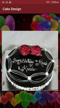 Birthday Cakes Designs- Round cakes screenshot 7