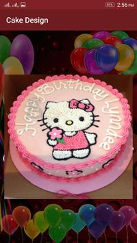 Birthday Cakes Designs- Round cakes screenshot 4