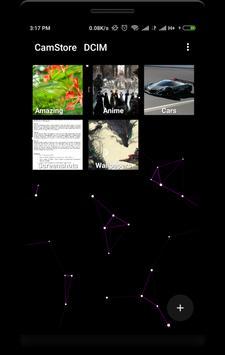 Cam Store : Camera Gallery With Encryption apk screenshot
