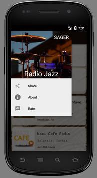 Radio Jazz screenshot 7