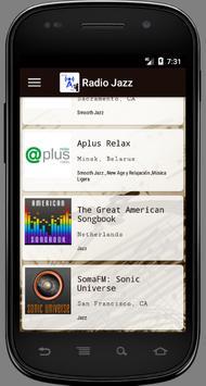 Radio Jazz screenshot 4