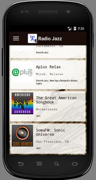 Radio Jazz screenshot 9