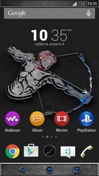 Zodiac Theme - Sagittarius screenshot 2