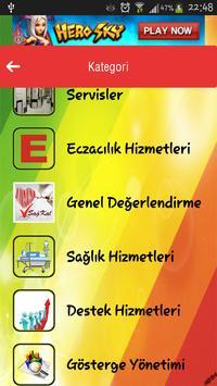 SağKal screenshot 2