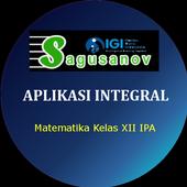 Aplikasi Integral icon