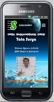 IPA - TATA SURYA KELAS IX poster