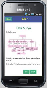 IPA - TATA SURYA KELAS IX apk screenshot