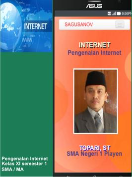 Pengenalan Internet apk screenshot