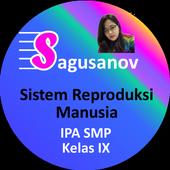 IPA - Sistem Reproduksi - IX icon