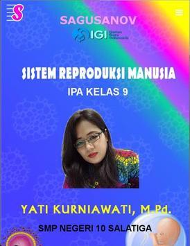 IPA - Sistem Reproduksi - IX apk screenshot