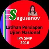 IPA - Persiapan UN SMP icon