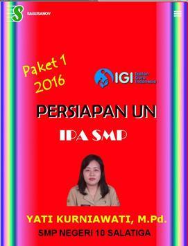IPA - Persiapan UN SMP apk screenshot