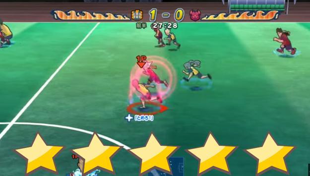 New Inazuma Eleven Hint screenshot 1