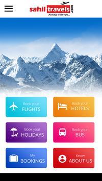 Sahil Travels screenshot 1