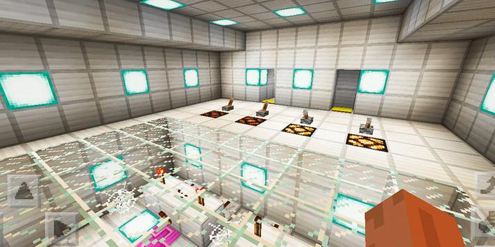 The Circuit Friends. Map for MCPE screenshot 15