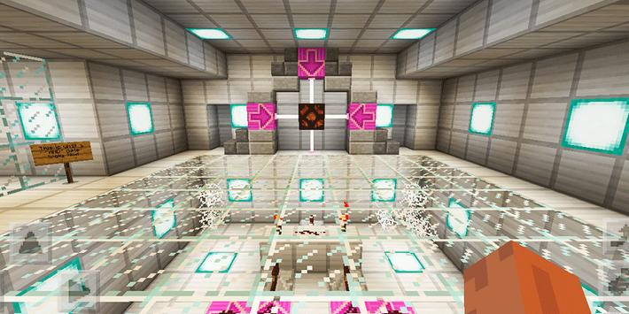 The Circuit Friends. Map for MCPE screenshot 17
