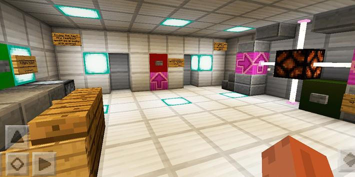 The Circuit Friends. Map for MCPE screenshot 12
