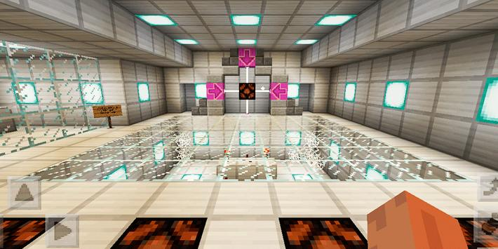 The Circuit Friends. Map for MCPE screenshot 2