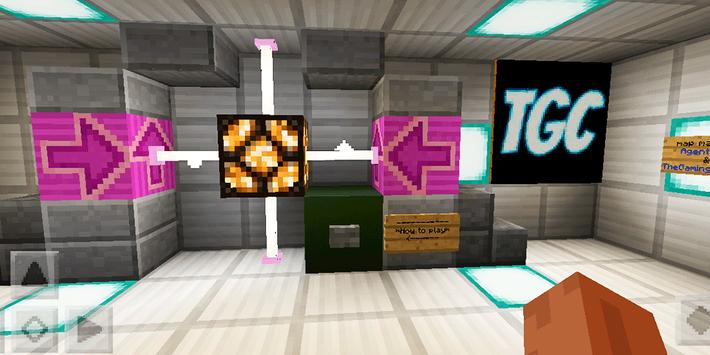 The Circuit Friends. Map for MCPE screenshot 6
