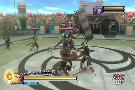 Trick Sengoku Basara 2 Heroes screenshot 6