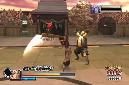 Trick Sengoku Basara 2 Heroes screenshot 8