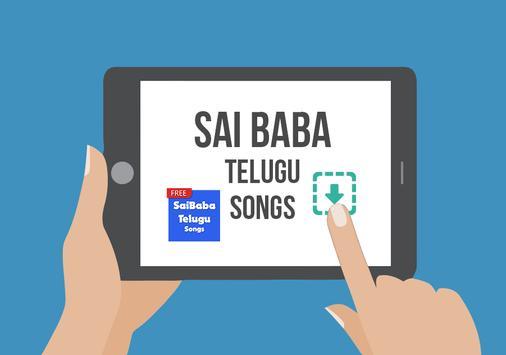Sai Baba Telugu Songs screenshot 4
