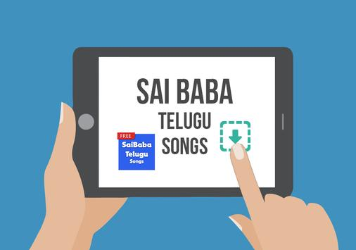 Sai Baba Telugu Songs poster