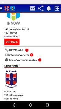 Saint Francis / Innova APP apk screenshot