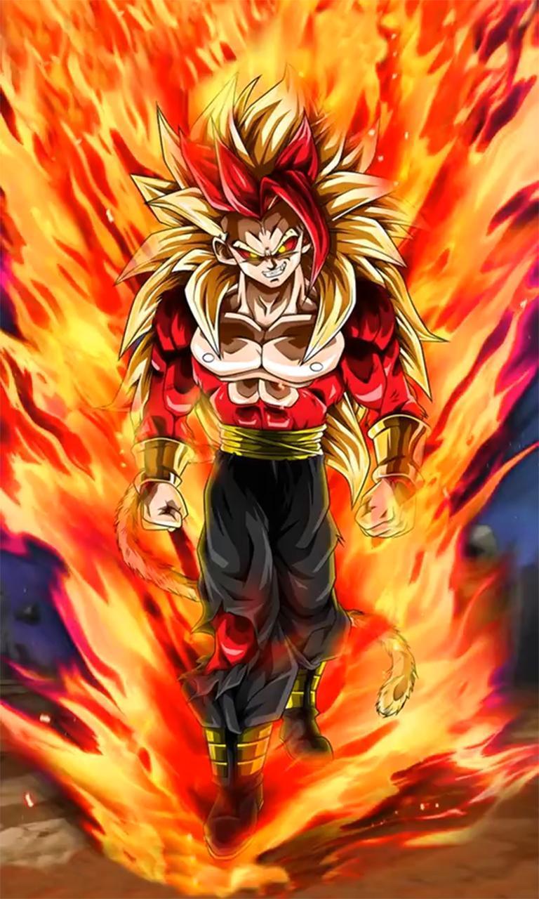 Goku Saiyan 3D Live wallpaper for Android - APK Download