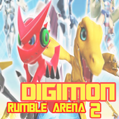 Games Digimon Rumble Arena 2 Guide icon