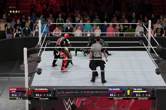 Games Wwe W2k17 Smackdown Guide screenshot 3