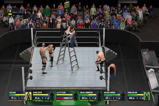Games Wwe W2k17 Smackdown Guide screenshot 5