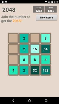2048Game screenshot 3
