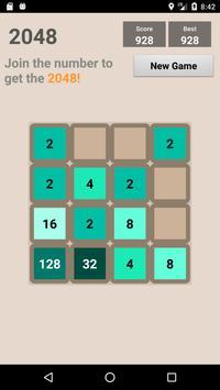 2048Game screenshot 2